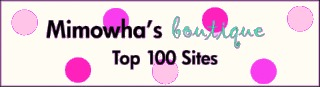 Mimowha's Boutique Top 100 Sites